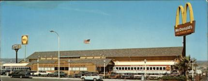 Barstow Station, 1970's